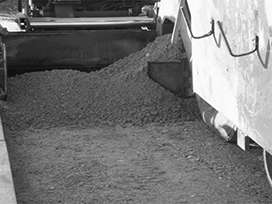 Evocrete - Creation of concrete areas without reinforcement in Empfingen